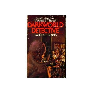 9780553206722: Darkworld Detective