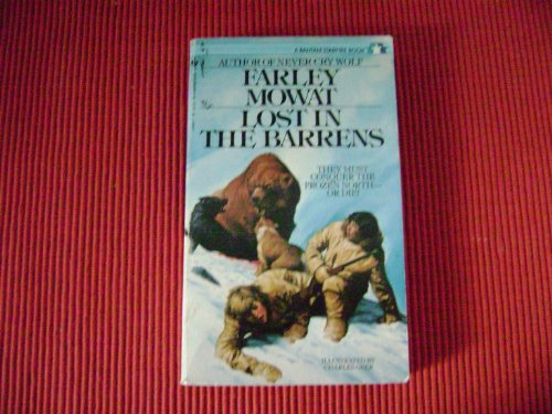 9780553206906: Lost in the Barrens