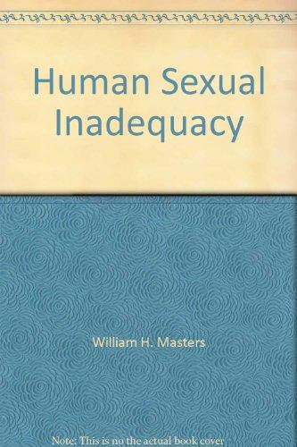 9780553206999: HUMAN SEX/INADEQUACY