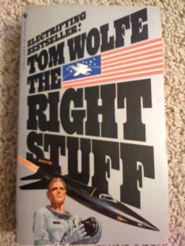 9780553207002: The Right Stuff
