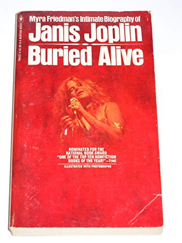 9780553207040: Buried Alive: The Biography of Janis Joplin