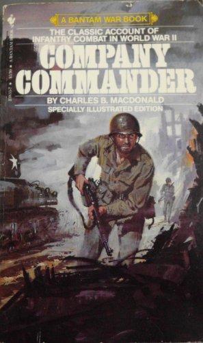 9780553207538: Company Commander [Taschenbuch] by MacDonald, Charles B.