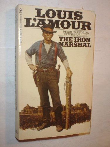 Iron Marshal (0553207970) by Louis Lamour