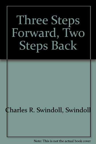 9780553208085: Three Steps Forward Two Steps Back