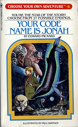 9780553209136: Your Code Name is Jonah (Choose Your Own Adventure)