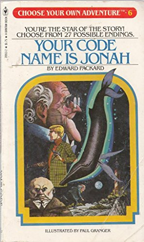 9780553209136: Your Code Name Is Jonah (Choose Your Own Adventure, Book 6)