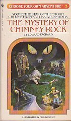 The Mystery of Chimney Rock (Choose Your Own Adventure, No. 5): Packard, Edward