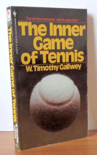 9780553209853: Inner Game of Tennis