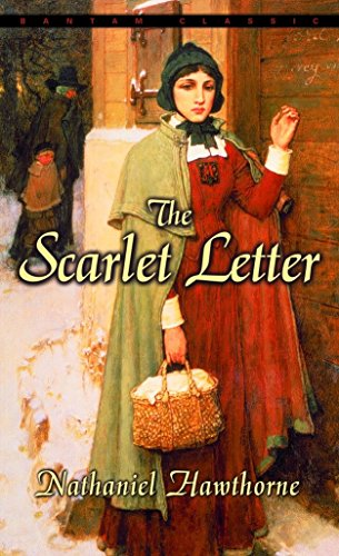 The Scarlet Letter And Selected Tales By Nathaniel Hawthorne Bantum Books USA 9780553210095 Soft Cover
