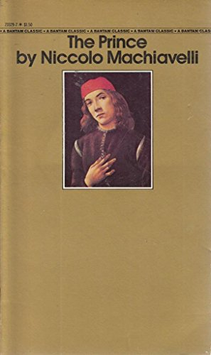 9780553210293: The Prince (Classics)