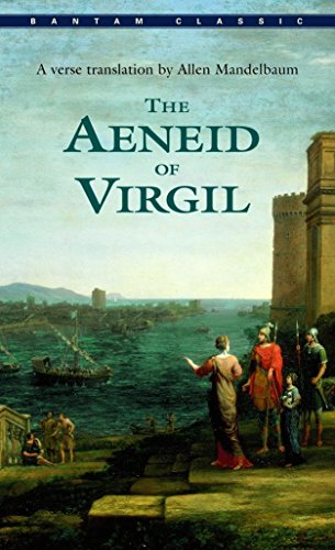 The Aeneid of Virgil (Bantam Classics): Virgil; Allen Mandelbaum