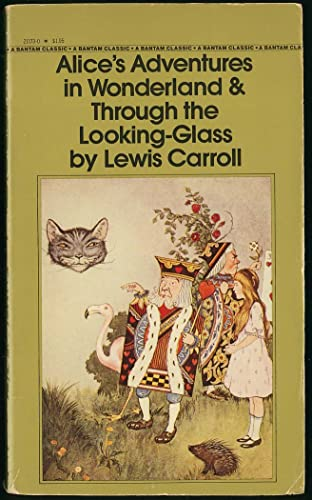 Alice in Wonderland : & Through the: Carroll, Lewis: