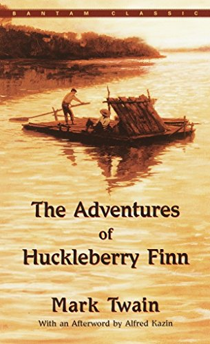 9780553210798: The Adventures of Huckleberry Finn (Bantam Classic)