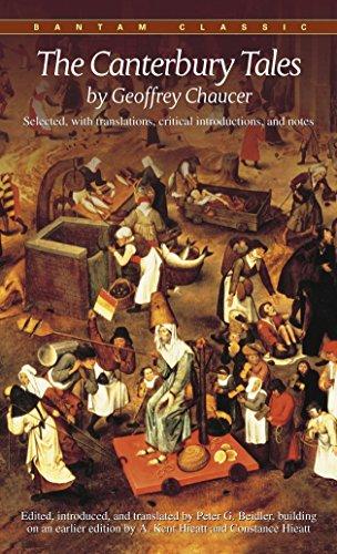 9780553210828: The Canterbury Tales (A Bantam classic)