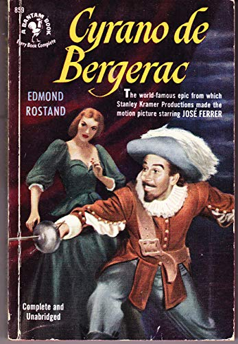 9780553211184: CYRANO DE BERGERAC