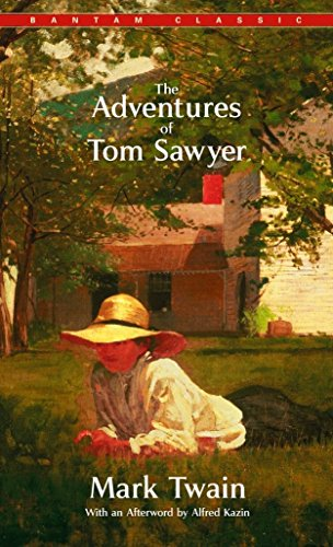 mark twains the adventures of tom sawyer as a classic Tom sawyer lives with his aunt polly and his half-brother sid he dirties his clothes in a fight and is made the short story brought international attention, and was even translated into classic greek though twain earned a great deal of money from his writings and lectures, he invested in ventures.