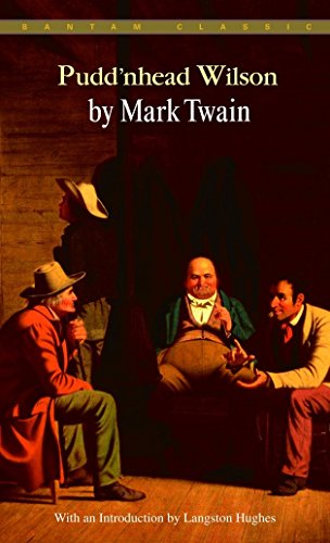 9780553211580: Pudd'nhead Wilson (Bantam Classics)