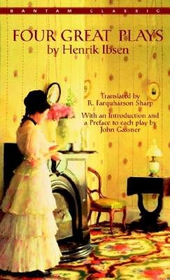 9780553211658: Four Great Plays by Henrik Ibsen