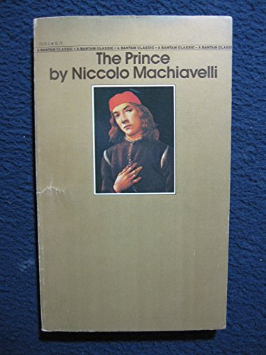 9780553211795: Title: The Prince