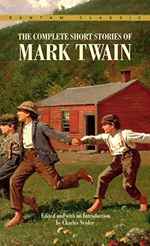 9780553211955: The Complete Short Stories of Mark Twain (Bantam Classic)