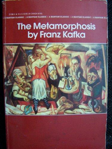 METAMORPHOSIS F KAFK (Bantam Classic): Franz Kafka