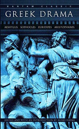 9780553212211: Greek Drama (Bantam Classics)