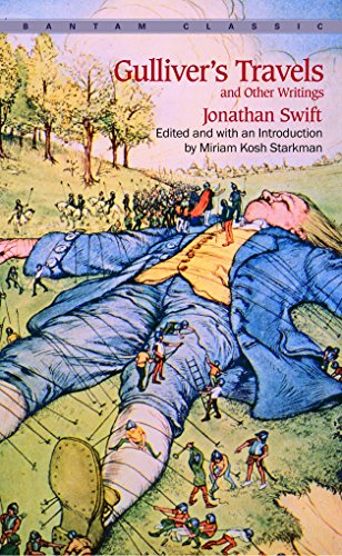 9780553212327: Gulliver's Travels and Other Writings (Bantam Classics)