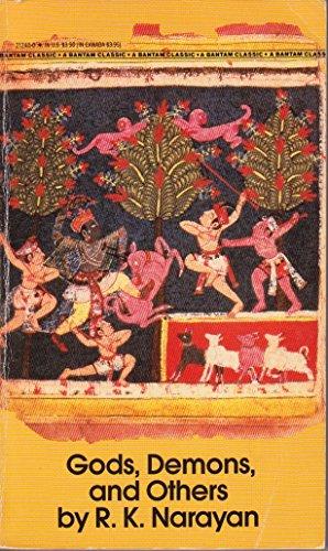 9780553212402: Gods,demons & Others
