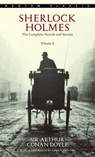 9780553212426: Sherlock Holmes: The Complete Novels and Stories, Volume II (Bantam Classic)