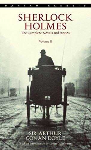 9780553212426: Sherlock Holmes: The Complete Novels and Stories, Volume II (Bantam Classic)