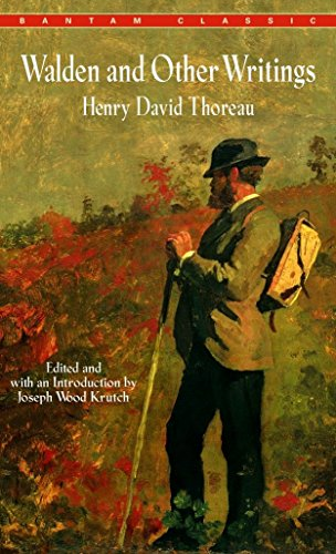 Walden and Other Writings: Thoreau, Henry David