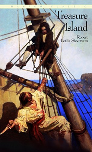 Treasure Island (Bantam Classic): Robert Louis Stevenson