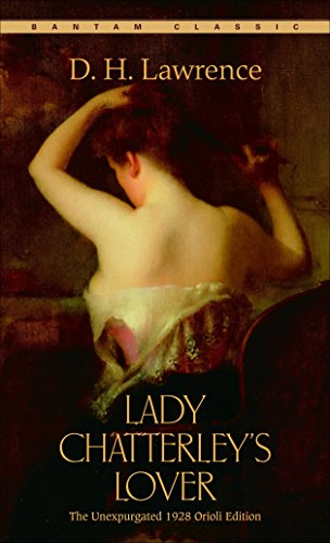 9780553212624: Lady Chatterley's Lover: Complete and Unexpurgated 1928 Orioli Edition