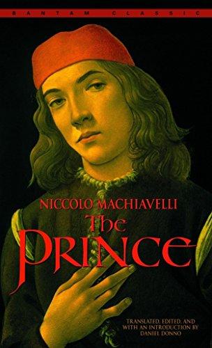 9780553212785: The Prince (Bantam Classics)