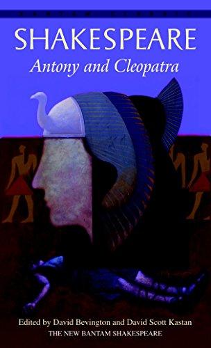 9780553212891: Antony and Cleopatra (Bantam Classic)