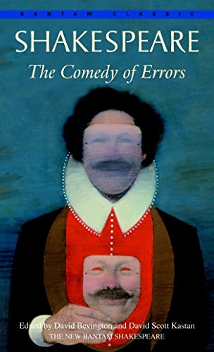 9780553212914: The Comedy of Errors (Bantam Classic)
