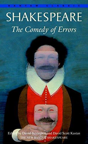 9780553212914: The Comedy of Errors (Bantam Classic)