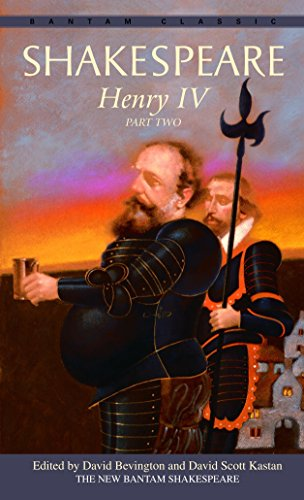 9780553212945: Henry IV, Part Two (Bantam Classic)
