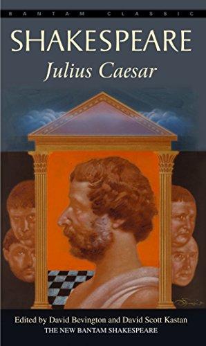 9780553212969: Julius Caesar (Bantam Classic)