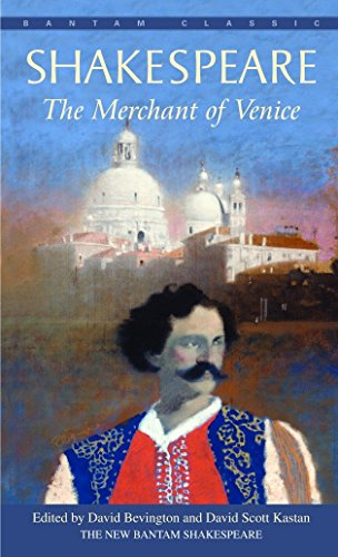 9780553212990: The Merchant of Venice (Bantam Classic)