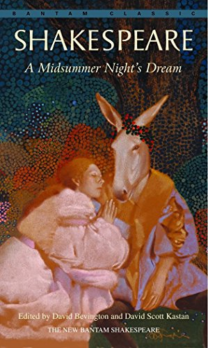 9780553213003: A Midsummer Night's Dream (Bantam Classic)