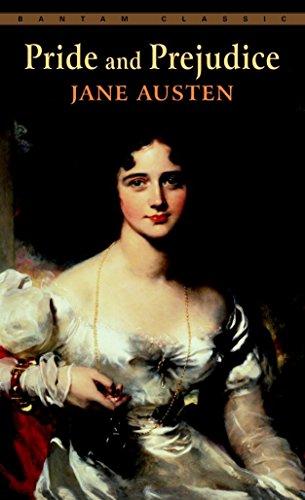 9780553213102: Pride and Prejudice: A Book-to-Table Classic (Bantam Classics)