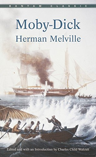 9780553213119: Herman Melville: Moby-Dick