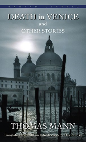 9780553213331: Death in Venice and Other Stories by Thomas Mann (First Book)