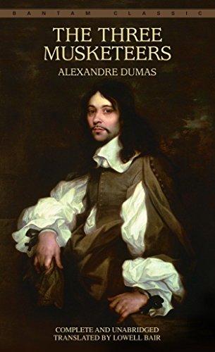 The Three Musketeers (Bantam Classics): Alexandre Dumas