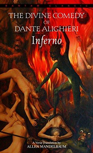 9780553213393: Inferno: the Divine Comedy of Dante Alighieri (Bantam Classics)