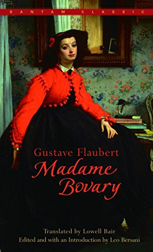 9780553213416: Madame Bovary