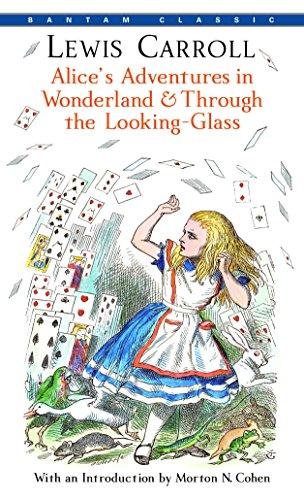 9780553213454: Alice's Adventures in Wonderland & Through the Looking-Glass (Bantam Classics)