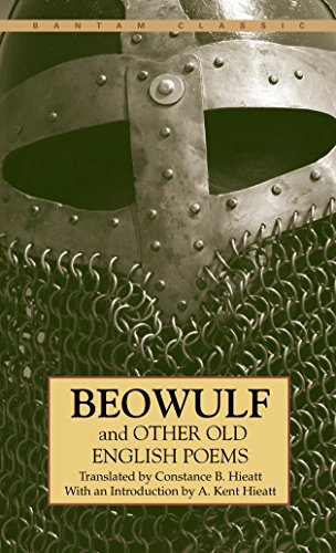 9780553213478: Beowulf, and Other Old English Poems