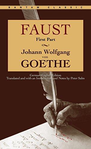 9780553213485: Faust (Bantam Classics) (Part I) (English and German Edition)